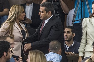 Egyptian Leader Pardons Al Jazeera Journalist In Long-Running Case