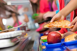 Kids Who Are Time-Crunched At School Lunch Toss More And Eat Less
