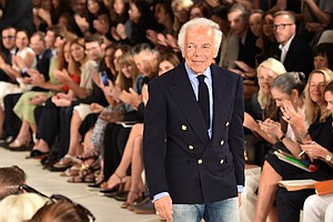 Ralph Lauren Steps Down As CEO