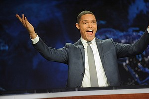 Maybe Trevor Noah Shouldn't Be So Comfortable With An Ind...