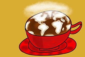 It's Up To The World: Pay For The Global Goals Or Buy Everyone A Latte