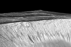 Why NASA Didn't Just Send Over A Rover To Look For Water ...