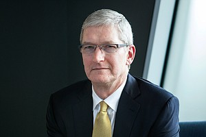Apple CEO Tim Cook: 'Privacy Is A Fundamental Human Right'