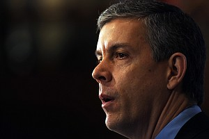 Education Secretary Arne Duncan To Step Down