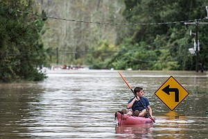 South Carolina Copes With Deadly Flooding: 'Something We've Never Seen Before'