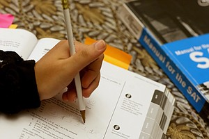 Surprisingly Few Urban High School Students Take The ACT Or SAT