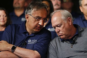 Amid Continued Negotiations, UAW Gives Fiat Chrysler A Strike Notice