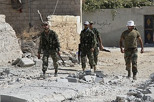 New Rebel Coalition Forms In Syria; Insurgents Lost Groun...