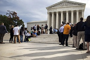 Supreme Court Hears Arguments On Resentencing For Juvenil...