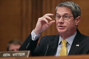 David Vitter, Running For Governor, Accused Of Being 'Wrong On Fornication'