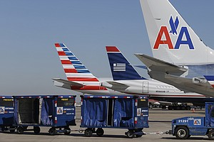 As Airline Megamergers Wrap Up, US Airways Flies Into His...