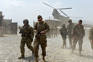 How U.S. Troops Will Exit Afghanistan Remains Unclear