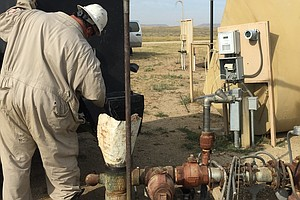 With Abandoned Gas Wells, States Are Left With The Cleanup Bill
