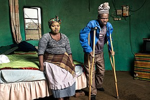 Gold Miners Breathe The Dust, Fall Ill: 'They Did Not Give Me Nothing'