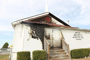 Police Step Up Patrols In St. Louis Over String Of Church Fires