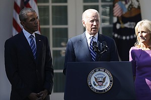 Joe Biden: Window 'Has Closed' For A White House Bid