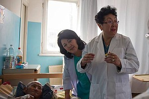 How One Woman Changed The Way People Die In Mongolia
