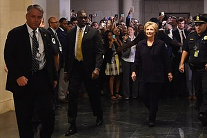 Live Blog: Clinton Testifies Before The House Benghazi Co...