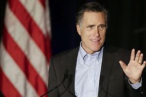 Mitt Romney Finally Takes Credit For Obamacare