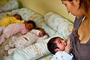 To Save The Lives Of Babies And Mothers, Ask For Advice From Peru