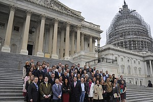 Mr. Chef Goes To Washington: Cooks Learn To Lobby Congres...