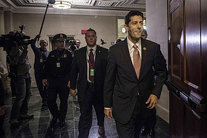 Wisconsin Republican Paul Ryan Elected House Speaker