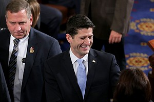 It's Official: Paul Ryan Is Elected House Speaker