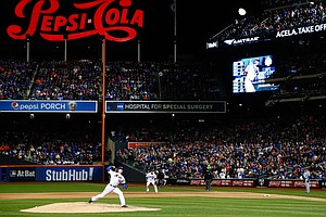 Wright And The Rookie Lead Mets: World Series Game 3 In N...