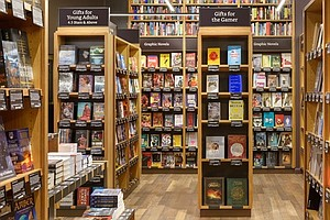 Amazon Opens A (Real) Bookstore In Seattle