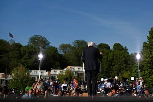 Becoming Bernie: The 6 Chapters Of Sanders' Life