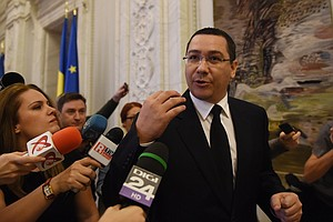 Romania's Prime Minister Resigns, After Protests Over Dea...