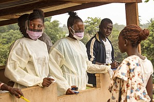 Sierra Leone May Be Ebola-Free But The Virus Still Casts A Shadow