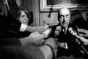 Chile Says It's Possible That Poet Pablo Neruda Was Murdered