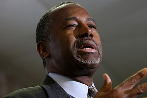 Ben Carson Pushes Back On Questions About His West Point Story