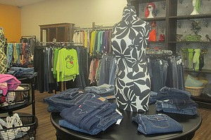 A Thrift Shop Looking For A Comeup: Goodwill Goes High-End