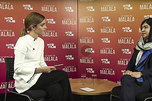 Viral Video: Emma Watson Inspires Malala To Call Herself A Feminist