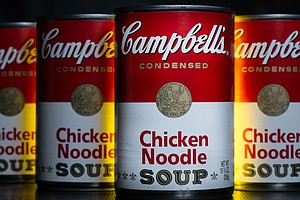 Campbell's Tries To Soup Up Its Chicken Noodle Recipe