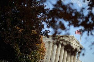 Supreme Court Weighs Whether The Government Can Freeze A ...