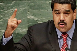 Two Relatives of Venezuela's President Reportedly Accused...