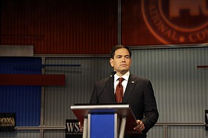 For Immigrants In U.S. Illegally, Rubio Favors 'Very Long...