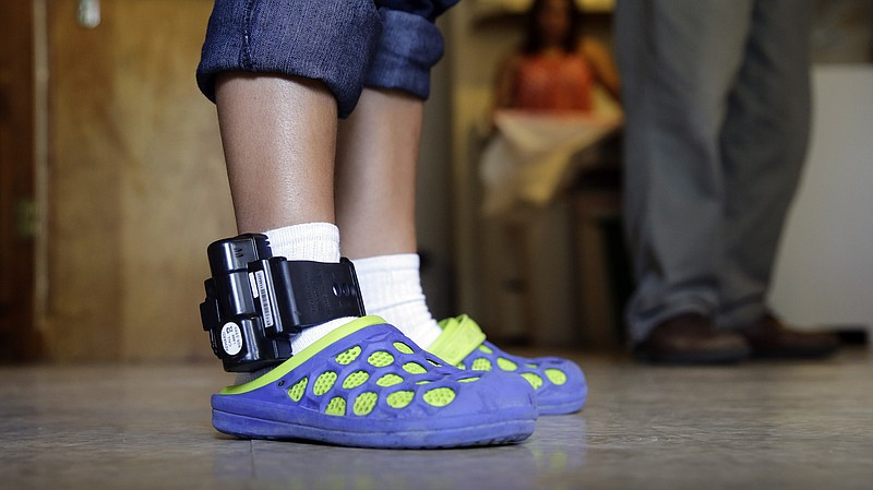 As Asylum Seekers Swap Prison Beds For Ankle Bracelets Same Firm Profits