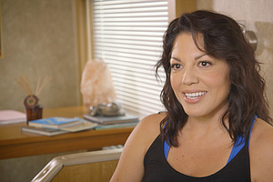 Video: 'Grey's Anatomy' Star Sara Ramirez Brings Empathy ...
