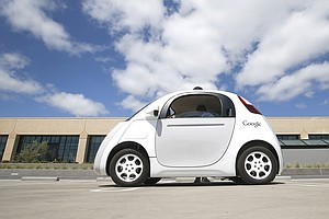 Google's Traffic Stop: A Crash Course In Self-Driving Con...