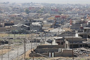 Kurds Declare Victory In Taking Sinjar From ISIS