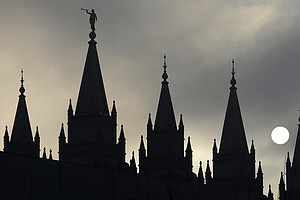 Barred From Baptism, Mormon Kids Of Same-Sex Couples Face A Frought Choice