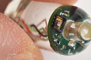 A Tiny Pill Monitors Vital Signs From Deep Inside The Body