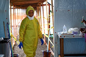 Puzzling Ebola Death Shows How Little We Know About The V...