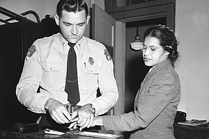 In Montgomery, Rosa Parks' Story Offers A History Lesson ...