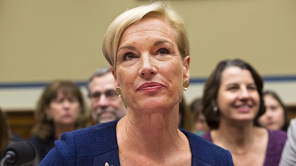 Planned Parenthood Federation of America President Cecile...