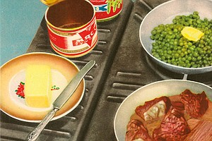 From Russia, With Mayonnaise: Cookbook Revisits Soviet Cl...